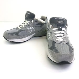New Balance 993 Mens 11 Camo Gray USA